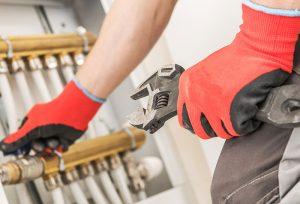Master Plumber Using Skills in Career
